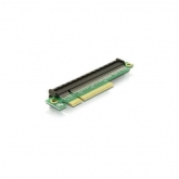 Adaptor Delock PCI Express Card, PCIe x8 male - PCIe x16 slot