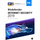 Bitdefender Internet Security 2019, 1 an/5 PC, Base Retail