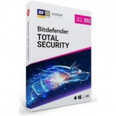 Bitdefender Total Security Multi-Device 2019, 10 users, 1 year, Base Retail