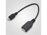 CABLU MICRO USB TO USB FEMALE CABLE OTG