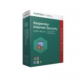 Kaspersky Internet Security - Multi-Device European Edition, 3-Device/1 year, Base License
