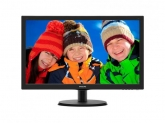 Monitor LED Philips 223V5LSB2, 21.5inch, 1920x1080, 5ms, Black