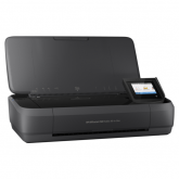 Multifunctional Inkjet Color HP OfficeJet 252 Mobile All-in-One