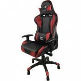 Scaun gaming Serioux Torin, Black-Red