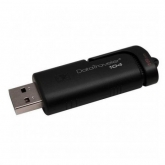 Stick memorie Kingston DataTraveler 104, 16GB, USB 2.0, Black