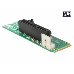 Adaptor Delock M.2 Key M male to PCI Express x4