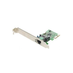 Adaptor Gembird PCI-Express, RJ45, 1 port