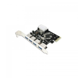 Adaptor Logilink PC0057 PCI-Express - USB 3.0, 4 porturi