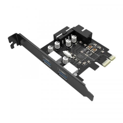 Adaptor PCI Express Card PME-4UI, 2x USB 3.0