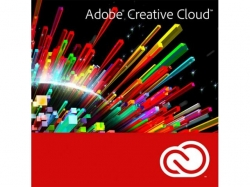 Adobe CC for teams All Apps, MultiPlatform, English, Level 1-9, Base, 1 User/1 Year