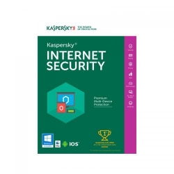 Antivirus Kaspersky Internet Security 2019, 2 users/ 1 year, Renew Electronic