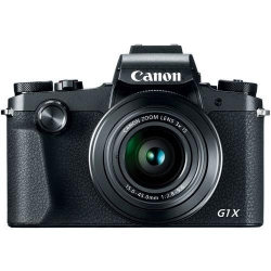 Aparat foto compact Canon PowerShot G1X Mark III, 24.2MP, Black