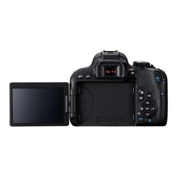 Aparat foto DSLR Canon EOS 800D, 24.2MP, Black