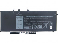 Baterie originala laptop Dell GD1JP 68WHR, 4 Cell, Dell Latitude E5280 E5480 E5490
