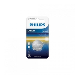 Baterie Philips Lithium, 1x 3V coin, Blister