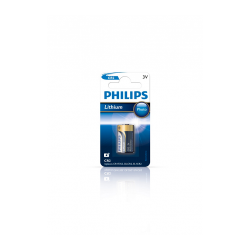 Baterie Philips Lithium, 1x 3V/CR17355, Blister