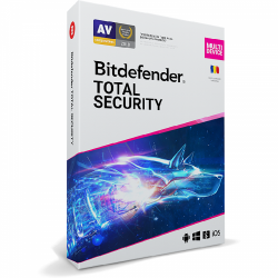 Bitdefender Total Security Multi-Device 2020, 5 user/1 year, Base retail