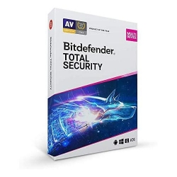 Bitdefender Total Security Multi-Device 2021, 3 users/1 year, Base retail