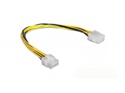 CABLU DELOCK 83342 POWER 8 PIN EPS EXTENSION MALE