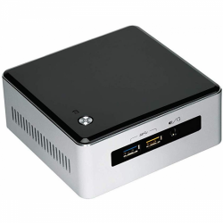 Calculator Intel (NUC) Next Unit of Computing NUC5i3RYHSN, Intel Core i3-5005U, RAM 4GB, HDD 1TB, Intel HD Graphics 5500, No OS