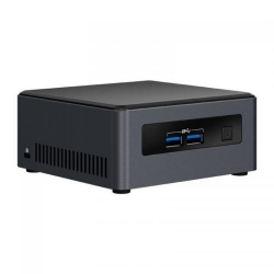 Calculator Intel (NUC) Next Unit of Computing NUC7I3DNH2E, Intel Core i3-7100U, No RAM, No HDD, Intel HD Graphics 620, No OS, Bulk