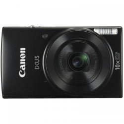 Camera foto compacta Canon IXUS 190, 20MP, Black