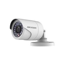 Camera HD Bullet Hikvision DS-2CE16C0T-IRPF 1MP, Lentila 2.8mm, IR 20m