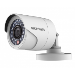 Camera HD Bullet HIkvision DS-2CE16D0T-I2PFB, 2MP, Lentila 2.8mm, IR 20m