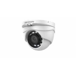 Camera HD Dome Hikvision 4in1 DS-2CE56D0T-IRMF3C, 2MP, Lentila 3.6mm, IR 20m