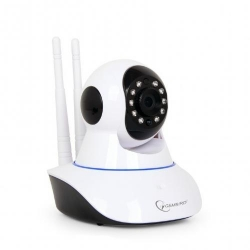 Camera HD Gembird ICAM-WRHD-01, 1MP, White