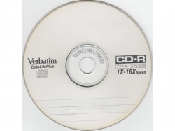CD-R Verbatim 52x, 700MB, 25 buc, Extra Protection Spindle