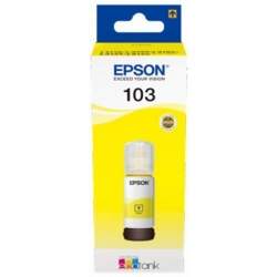 Cerneala Epson 103 Yellow C13T00S44A
