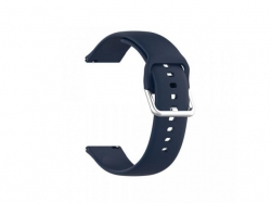 Curea silicon Tech-Protect Icon Samsung Galaxy Watch 3 (45mm) Navy Blue