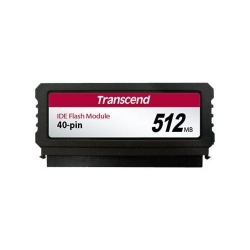 Flash Module Transcend PTM520 512MB, IDE, 40Pin Vertical, Bulk