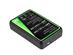 Green Cell Battery Charger MH-24 for Nikon EN-EL14, D3200, D3300, D5100, D5200, D5300, D5500, Coolpix P7000, P7700, P7800