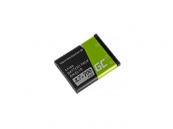 Green Cell Battery EN-EL23 Nikon Coolpix B700, P600, P610, P900, S810C 3.7V 1700mAh