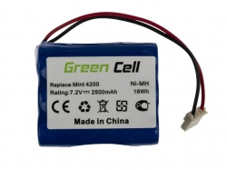 Green Cell Battery for iRobot Braava / Mint 320 321 4200 4205