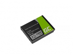 Green Cell Battery NB-6L/6LH Canon PowerShot SX510 HS, SX520 HS, SX530 HS, SX600 HS, SX700 HS, D30, S90, S120 3.7V 1000mAh