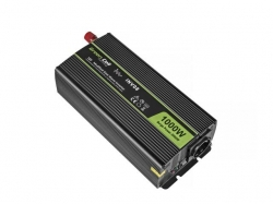 Green Cell Car Power Inverter 12V to 220V, 1000W/2000W