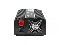 Green Cell Car Power Inverter 12V to 230V, 1000W/2000W Pure sine wave