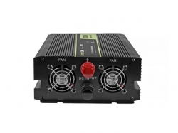 Green Cell Car Power Inverter 12V to 230V, 2000W/4000W Pure sine wave