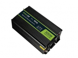 Green Cell Car Power Inverter 24V for 230V, 300W/600W Full Sine wave