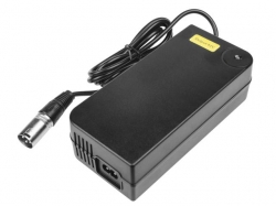 Green Cell Charger 42V 4A (Cannon) for EBIKE batteries 36V
