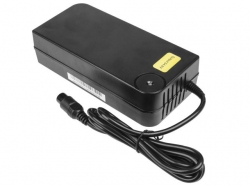 Green Cell Charger 54.6V 4A (3 pin) for EBIKE batteries 48V