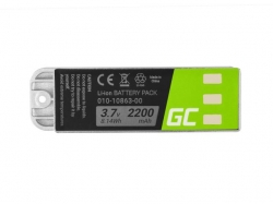 Green Cell GPS Battery 010-10863-00 Garmin Zumo 400 450 500 Deluxe