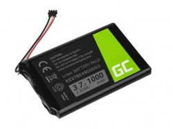 Green Cell GPS Battery KE37BE49D0DX3 361-00035-00 Garmin Edge 800 810 Nuvi 1200 2300 2595LM