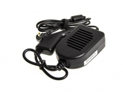 Green Cell In-Car Charger / AC Adapter for Toshiba Sattelite A200 A300 L200 L300 L500 L505 19V 3.42A