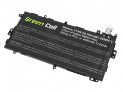 Green Cell Tablet Battery SP3770E1H Samsung Galaxy Note 8.0 GT-N5100 GT-N5110 GT-N5120