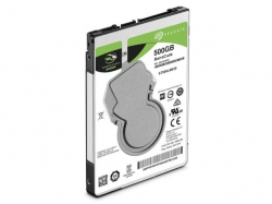 Hard Disk Seagate BarraCuda 500GB, SATA3, 128MB, 2.5inch