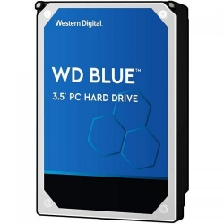 Hard Disk Western Digital Blue 2TB, SATA3, 256MB, 3.5inch